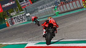 Chaz Davies, Aruba.it Racing – Ducati, Imola FP2