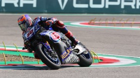 Michael Vd Mark, Pata Yamaha Official WorldSBK Team, Imola FP3