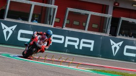 Marco Melandri, Aruba.it Racing – Ducati, Imola FP2