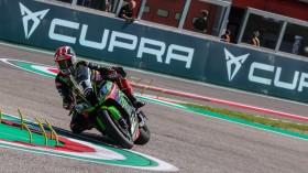Jonathan Rea, Kawasaki Racing WorldSBK, Imola FP2