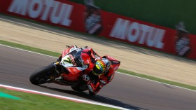 Chaz Davies, Aruba.it Racing – Ducati, Imola FP3