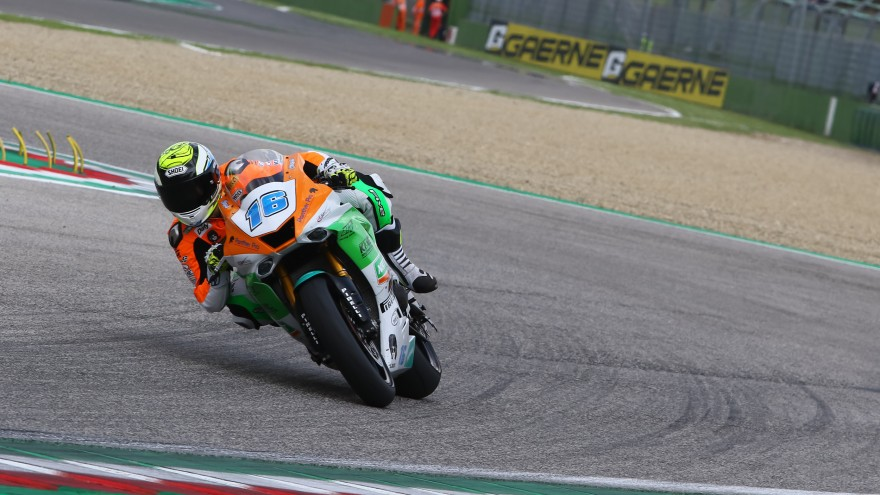 Jules Cluzel, NRT, Imola FP2