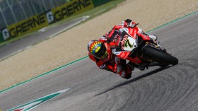 Chaz Davies, Aruba.it Racing - Ducati, Imola FP3