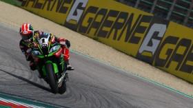 Jonathan Rea, Kawasaki Racing WorldSBK, Imola FP3