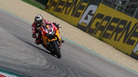 Jason O'Halloran, Red Bull Honda World Superbike Team, Imola FP3