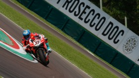 Marco Melandri, Aruba.it Racing – Ducati, Imola FP3