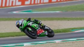 Hikari Okubo, Kawasaki Puccetti Racing, Imola FP2