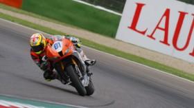 Luke Stapleford, Profile Racing, Imola FP2