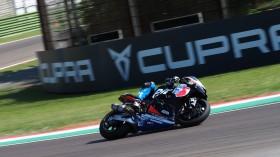 Leon Haslam, Kawasaki Puccetti Racing, Imola FP3