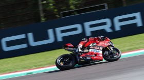 Chaz Davies, Aruba.it Racing – Ducati, Imola FP1