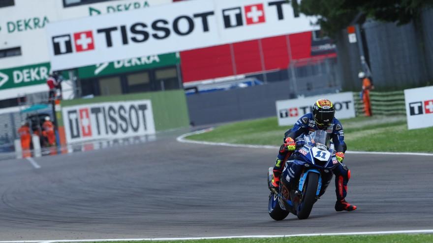 Sandro Cortese, Kallio Racing, Imola FP2