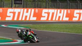 Jonathan Rea, Kawasaki Racing WorldSBK, Imola SP2