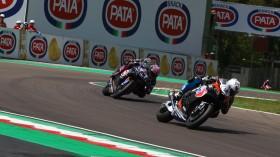 Leon Haslam, Kawasaki Puccetti Racing, Imola RAC1