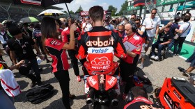 Chaz Davies, Aruba.it Racing - Ducati, Imola RAC1
