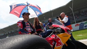 Jake Gagne, Red Bull Honda World Superbike Team, Imola RAC1