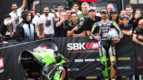 Kenan Sofuoglu, Kawasaki Puccetti Racing, Imola SP2