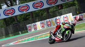 Tom Sykes, Kawasaki Racing WorldSBK, Imola RAC1