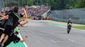 Jonathan Rea, Kawasaki Racing WorldSBK, Imola RAC1
