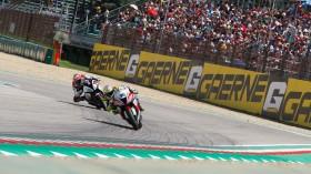 Leandro Mercado, Orelac Racing VerdNatura, Imola RAC2