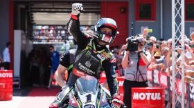 Jonathan Rea, Kawasaki Racing WorldSBK, Imola RAC2