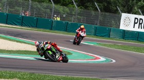 Tom Sykes, Kawasaki Racing Team WorldSBK, Imola RAC2