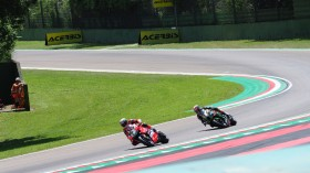 Chaz Davies, Aruba.it Racing - Ducati, Jonathan Rea, Kawasaki Racing Team, Imola RAC2