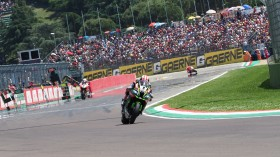 Jonathan Rea, Kawasaki Racing Team WorldSBK, Imola RAC2