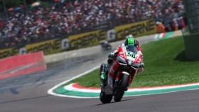 Eugene Laverty, Milwaukee Aprilia, Imola RAC2
