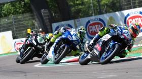 Maria Herrera, BCD Yamaha MS Racing, Kevin Sabatucci, PROGP Racing, Imola RAC