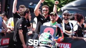 Maximilian Scheib, Aprilia Racing Team, Imola RAC