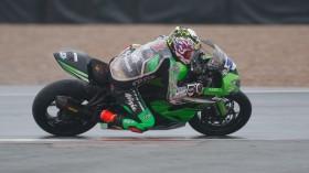 Sheridan Morais, Kawasaki Puccetti Racing, Donington FP2