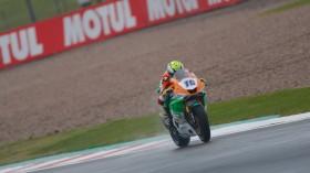 Jules Cluzel, NRT, Donington FP2