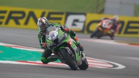 Leon Haslam, Toprak Razgatlioglu, Kawasaki Puccetti Racing, Donington FP3
