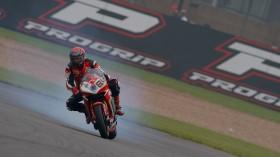 Jordi Torres, MV Agusta Reparto Corse, Donington FP3