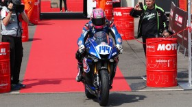 Lucas Mahias, GRT Yamaha Official WorldSSP Team, Donington SP2