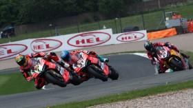 Chaz Davies, Marco Melandri, Aruba.it Racing - Ducati, Donington RAC1