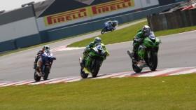 Sheridan Morais, Kawasaki Puccetti Racing, Donington RAC