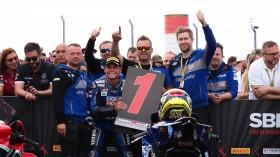 Sandro Cortese, Kallio Racing, Donington RAC