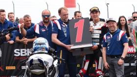 Markus Reiterberger, alpha Racing-Van Zon-BMW, Donington RAC