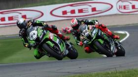 Toprak Razgatlioglu, Kawasaki Puccetti Racing, Donington RAC2