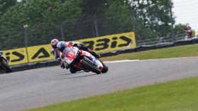 Federico Sandi, MOTOCORSA Racing, Donington RAC
