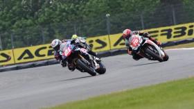 Florian Marino, URBIS Yamaha Motoxracing STK Team, Luca Vitali, Aprilia Racing Team, Donington RAC