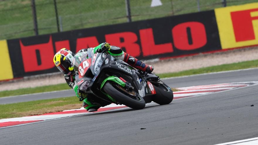 Riccardo Russo, C.M. Racing A.S.D., Donington RAC