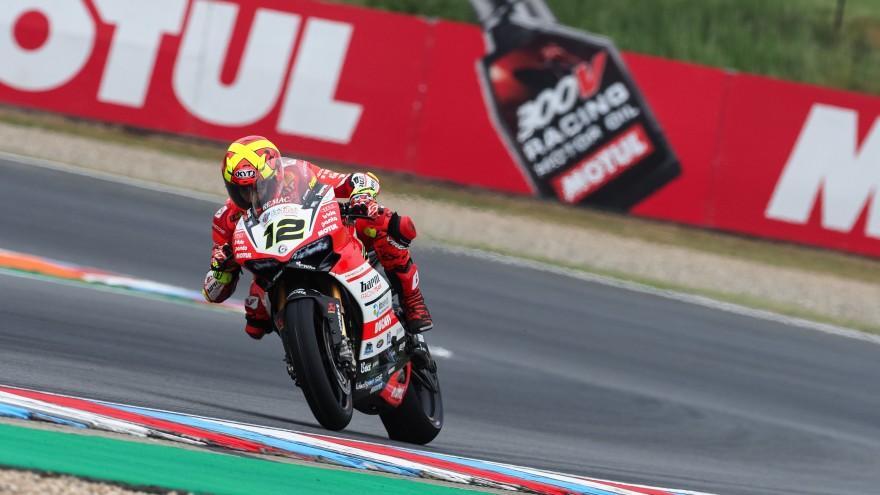 Xavi Fores, Barni Racing Team, Brno FP1