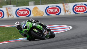 Sheridan Morais, Kawasaki Puccetti Racing, Brno FP2