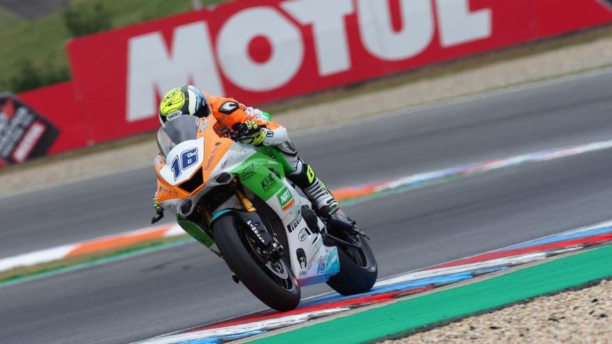 Jules Cluzel, NRT, Brno FP2