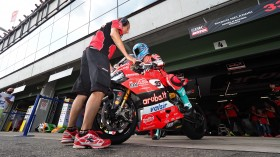 Marco Melandri, Aruba.it Racing - Ducati, Brno FP3