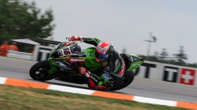 Tom Sykes, Kawasaki Racing Team WorldSBK, Brno FP2