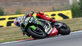 Tom Sykes, Kawasaki Racing Team WorldSBK, Brno FP3