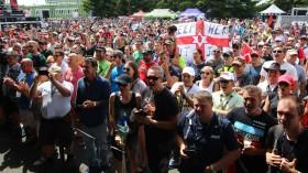 WorldSBK, Brno Paddock Show